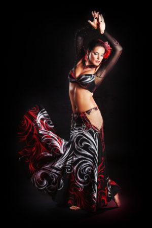 Španělsko-arabské Flamenko